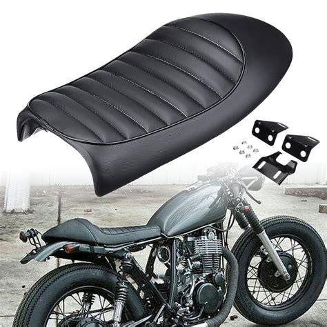 Saddle Cl black hump cafe racer motorcycle seat saddle for honda cb