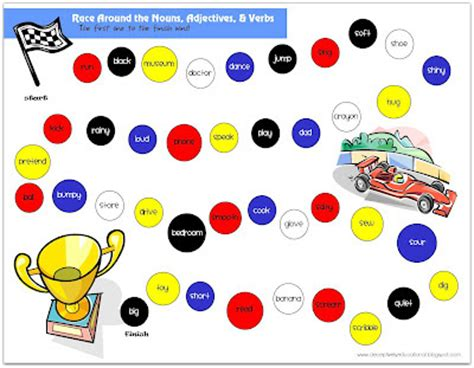 printable language arts board games relentlessly fun deceptively educational top 10 favorite