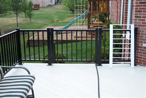 wrought iron railings home depot quotes vinyl stair