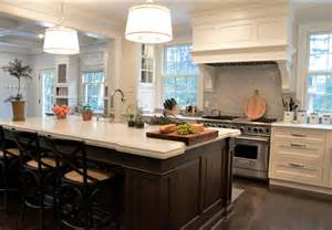 Kitchen Islands With Storage And Seating traditional kitchen with storage ideas home bunch