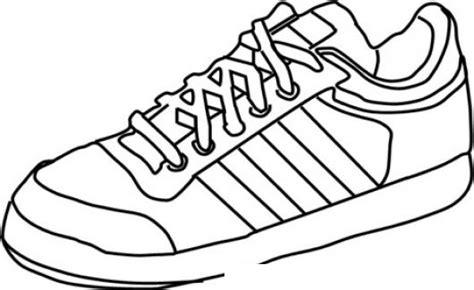 imagenes para colorear tenis dibujo de tenis viejo para colorear colorear dibujos