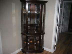 Curio Cabinets Ontario Canada Corner Cabinet Buy Or Sell Hutchs Display Cabinets In