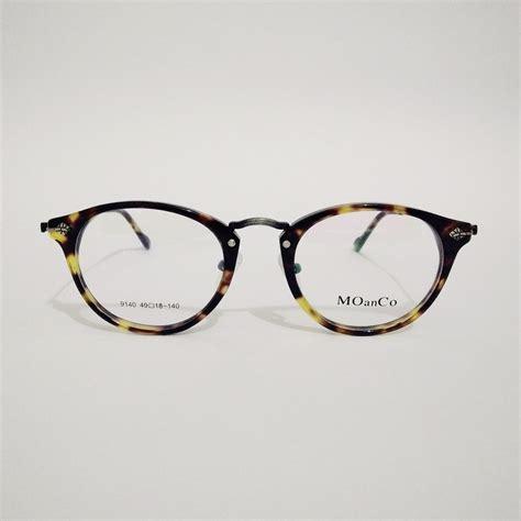 Kacamata Frame 247 Leopard Hitam moanco 9140 optik frame kacamata murah toko kacamata