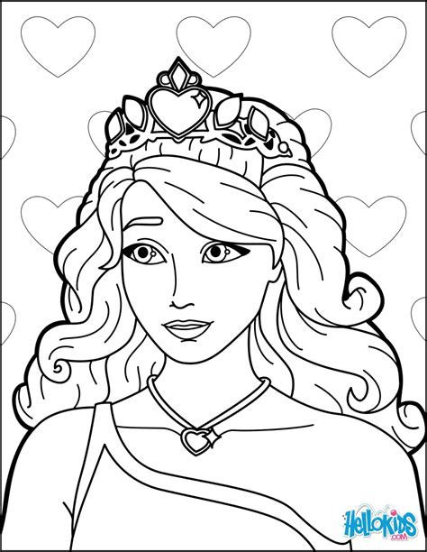 barbie head coloring pages barbie head logo outline sketch coloring page