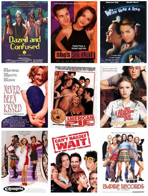 best classic movies ranking 12 classic 90s teen comedies from worst to best