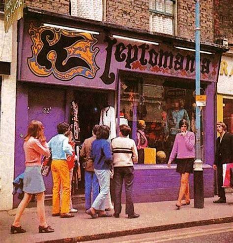 swinging london 1960s kleptomania boutique carnaby street london 1966 the