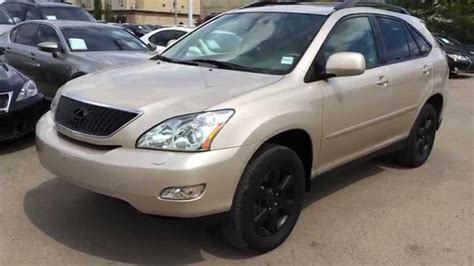 lexus rx 350 2004 2004 lexus rx 330 photos informations articles