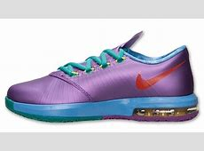 """Rugrats"" Nike KD 6 GS - SneakerNews.com Kd 6 Green And Blue"