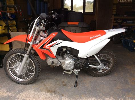 childrens motocross bikes honda crf 110 children s motocross bike