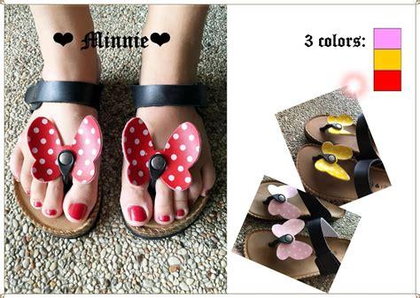 St Jump Wedges Minnie last change stock clearance mickey minnie sandal 11street malaysia sandals flip