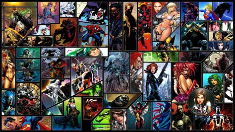 marvel vs dc comic style 1080p wallpaper by dc comics dc comics marvel hd desktop wallpapers