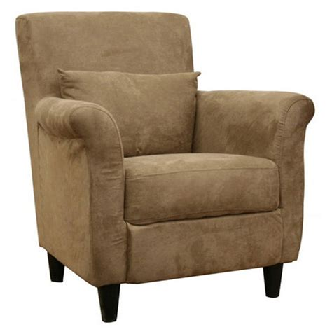 Microfiber Living Room Chairs by Marquis Microfiber Club Chair Dcg Stores