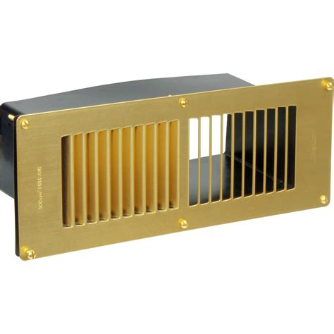 Floor Vent by Floor Vent Lacquered Brass Toolstation