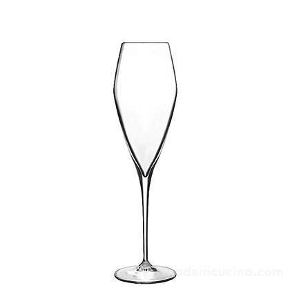 bicchieri da prosecco set 6 calici da prosecco atelier bormioli luigi