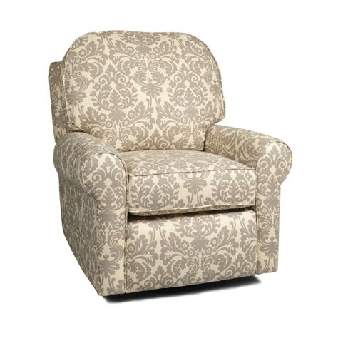 swivel recliner glider little castle furniture 38adr buckingham swivel glider