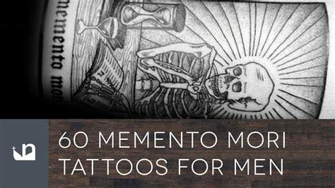 memento mori tattoos  men youtube