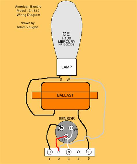 photocell and timeclock wiring diagram photocell