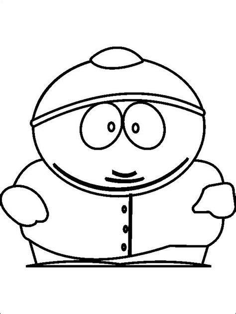 Coloring Pages Of South Park Az Coloring Pages South Park Coloring Pages