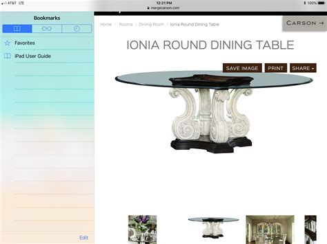 pin  carol miller  dpm  dining table dining