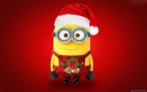 Wallpaper Christmas Minion | merry christmas minions hd wallpaper new hd wallpapers