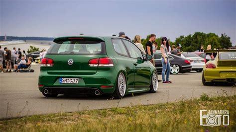 green volkswagen golf green vw golf das vw polo golf pinterest golf and green