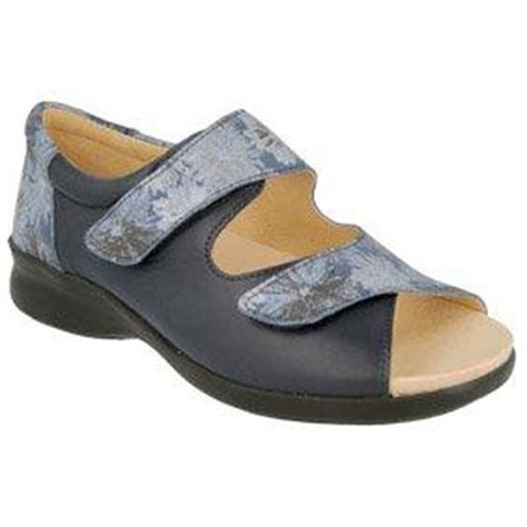 wide shoes db shoes sycamore navy floral wide shoes 78526n ee 4e 2v