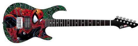 figure xpress honolulu afx peavey mcfarlane spider rockmaster electric guitar