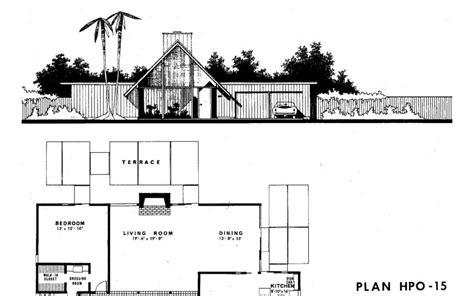 eichler home floor plans dc hillier s mcm daily joseph eichler