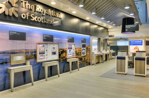 royal bank of scorland royal bank of scotland retail banking concept graven