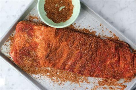 best pork spare rib rub recipe best pork recipes