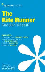religious themes in the kite runner the kite runner sparknotes literature guide series by