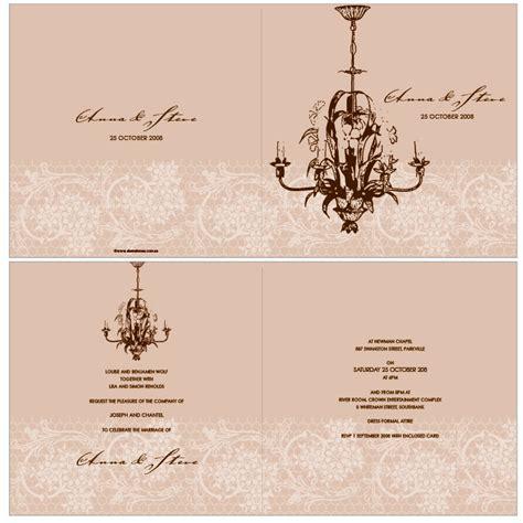 Chandelier Invitations Alannah Wedding Invitations Stationery Shop