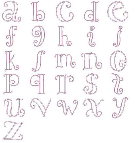 free printable alphabet letters for embroidery free redwork alphabet embroidery patterns embroidery