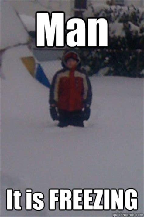 florida treats  degree weather snow kid