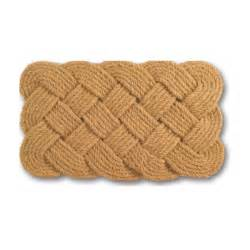 Home Goods Rugs Sale Coir Braided Door Mat 30 X 18 Free Shipping On