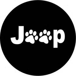 Jeep Spare Wheel Covers Jeep Paws Custom Spare Tire Cover Wheel Cover All