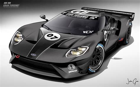 ford gt lm ford gt lm spec iii test car pic 1 by girabyte225 jc lover