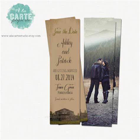 Save The Date Bookmark Template 69 Free Psd Ai Eps Pdf Format Download Free Premium Wedding Bookmarks Templates Free