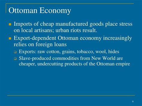 ottoman economy ppt chapter 31 societies at crossroads powerpoint