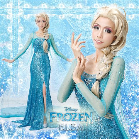 Elsa Handmade Costume - frozen princess dress for dresses