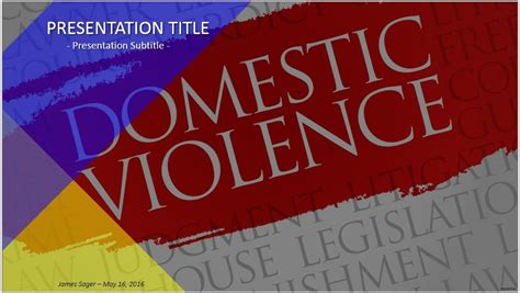 powerpoint templates for violence free domestic violence powerpoint 44796 sagefox