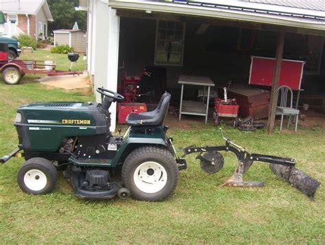 Garden Tractor Accessories Craftsman Garden Tractor Attachment Item Au9136 S