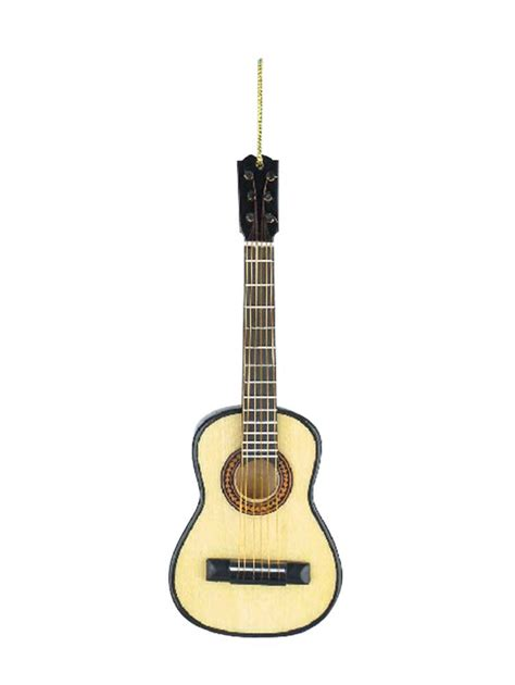 buy acoustic guitar christmas ornament music gift