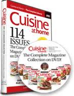 cuisine at home library