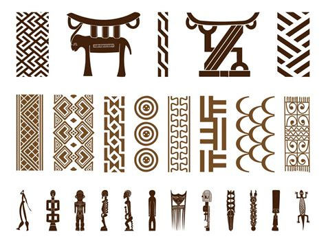 african tribal symbols tattoos tribal symbols related keywords tribal