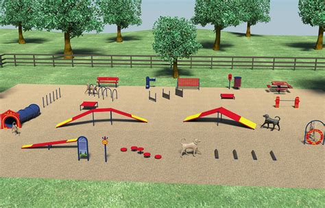 puppy playground equipment engineered wood fiber for parks park surfaces
