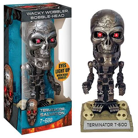 terminator 2 bobblehead terminator salvation bobble almost as bad an idea as