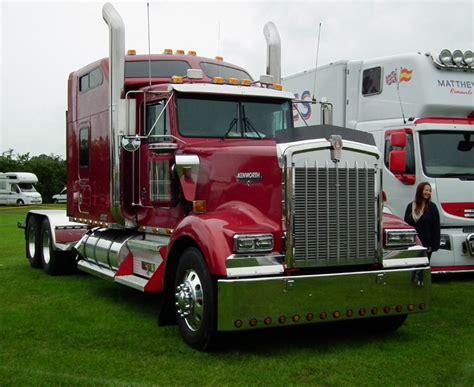 w900l kenworth trucks truck photos kenworth w900l