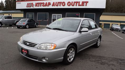 2003 Kia Spectra For Sale by 2003 Kia Spectra Used Cars For Sale Bremerton