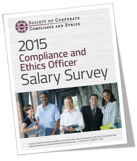 Corporate Compliance Officer by 2015 Compliance And Ethics Officer Salary Survey